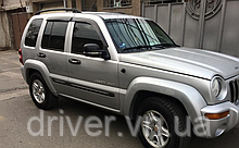Вітровики Jeep Liberty 2007-2013, Jeep Patriot 2007-2017
