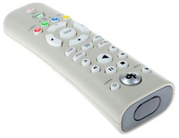 Xbox 360 0905 X11-66326-01 пульт ДУ (DVD Media) дистанционного управления воспризведение музыки фото