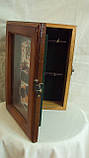 Ключница настенная деревянная «Игровой стол» размер 25*18*7, фото 2