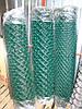 Сетка Рабица с ПВХ покрытием 55х55х2,5 (1,5х10)