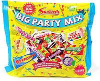Набор сладостей Swizzels Halloween Big Party Mix 100s 1,26  kg