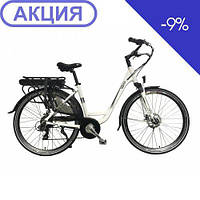 Электровелосипед Rover City White, фото 1