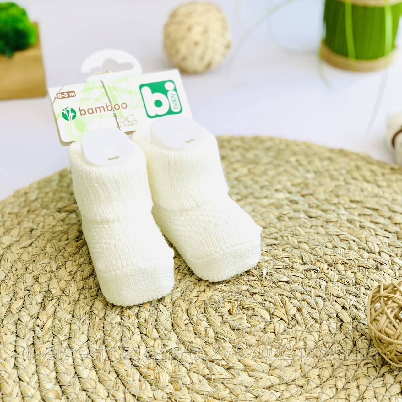 Набір шкарпеток для новонародженого