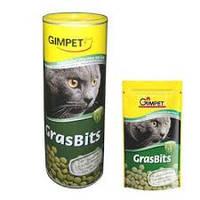 Gimpet Katzentabs Gras Bits -Травяные таблетки с натуральными витаминами 710 таб.