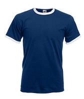 Мужская футболка с манжетами 168-22
