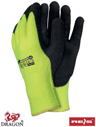 Защитные утепленные проклеенные перчатки BLACKSAND YB, фото 2