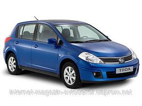 Брызговики Nissan Tiida sd/hb 2005 (AVTM) комплект 4-шт