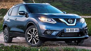 Брызговики Nissan X-Trail 2014- (AVTM) комплет 4-шт