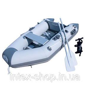 Надувная лодка «Caspian» BestWay 65046 (230х137х37 см.) , фото 2