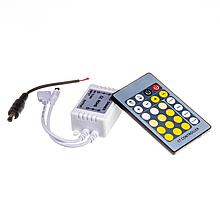 """№79 W+WW Контролер 6А - В. К. 24 кнопки (c з'єднувачем """"тато"""" з проводом і 4 pin)"""