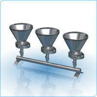 Прибор вакуумного фильтрования для микробиологического контроля качества воды ПВФ-35 и ПВФ-47