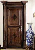 Итальянские межкомнатные двери из цельного дерева