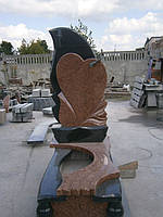 Памятник элитный из гранита №231