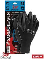 Защитные утепленные рукавицы с дополнительным покрытием SANDOIL-WIN BB