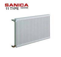 Радиатор стальной SOLARIS11 тип 500 * 400