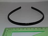Обруч черно-белый тонкий 1,2 см