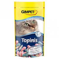 Gimpet Topinis -витамины для кошек микс 50 г.(форель,творог)