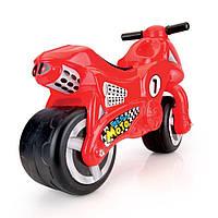 Мотобайк - беговел DOLU червоний (8028)