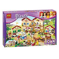 Лего френдс Летний лагерь наездников