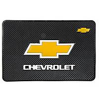 Коврик торпеды антискользящий Chevrolet  ( 200x130)     2114