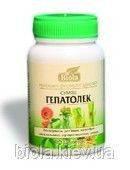 Натуральные витаминные комплексы. Смесь Гепатолек 90 таблеток