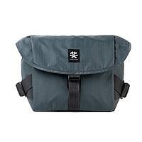 Удобная сумка-слинг для зеркалки CRUMPLER Light Delight Hipster Sling 4000 (steel grey), LDHS4000-010