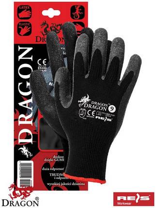 Защитные перчатки DRAGON BB, фото 2