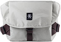 Вместительная сумка для DSLR камеры CRUMPLERLight Delight Hipster Sling 4000 (platinum), LDHS4000-012