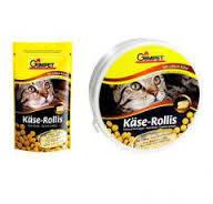 Gimpet Kase-Rollis-витаминизированные сырные ролики для кошек (400 шт)