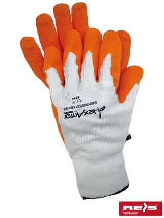 Перчатки защитные изготовлены из синтетической ткани HEXARMOR-9014 P, фото 2