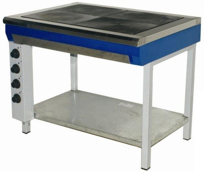 Плита електрична плита з плавним регулюванням потужності ЕПК-4м стандарт
