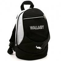 Рюкзак TM WALLABY (черный) 152-3
