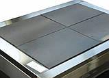 Плита электрическая кухонная с плавной регулировкой мощности ЭПК-4мШ эталон, фото 2