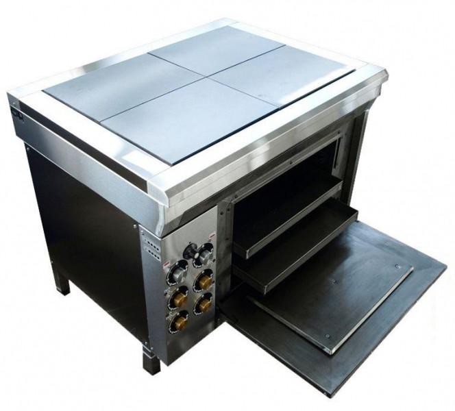 Плита электрическая кухонная с плавной регулировкой мощности ЭПК-4Ш эталон
