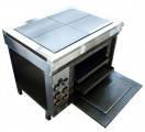 Плита электрическая кухонная с плавной регулировкой мощности ЭПК-4Ш эталон, фото 3