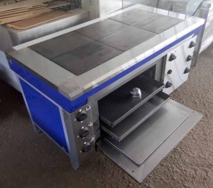 Плита электрическая промышленная ЭПК-6Ш мастер