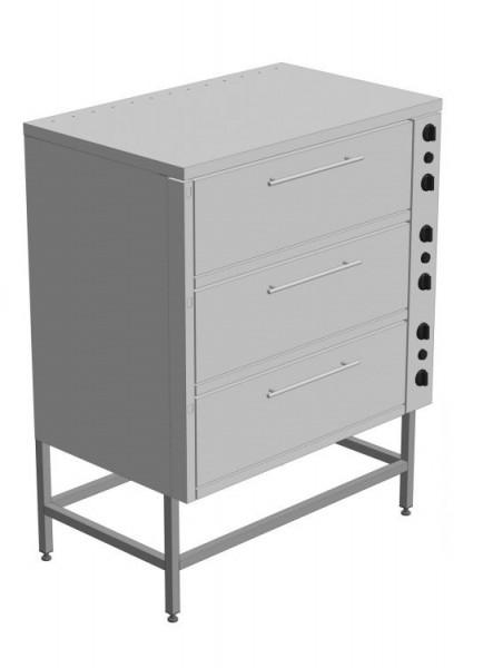 Пекарский шкаф ШПЭ-3Б эталон