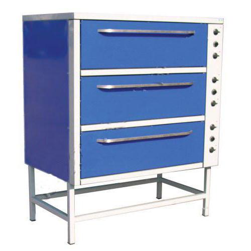 Пекарський шафа з плавним регулюванням потужності ШПЭ-3 стандарт