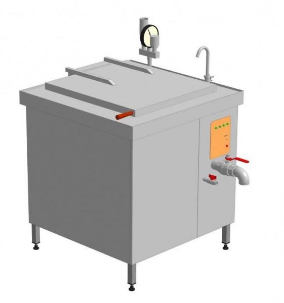 Котел пищеварочный електричний СЕ-160 еталон