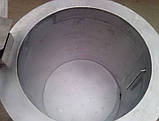 Котел пищеварочный масляний КПЕ-250М еталон, фото 2
