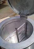 Котел пищеварочный масляный с миксером КПЭ-250М эталон, фото 3
