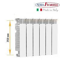 Алюминиевый радиатор NOVA FLORIDA 350/100