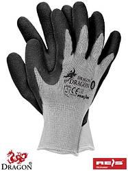 Захисні рукавиці виготовлені з трикотажу RDR SB