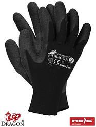 Захисні рукавиці виготовлені з трикотажу RDR BB