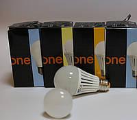 Светодиодная лампа 8W E27, фото 1