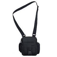 Сумка для прихованого носіння зброї DANAPER Companion (260х210х140мм), чорна