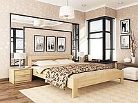Кровать из дерева Рената ( из массива )