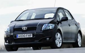 Тюнинг Toyota Auris 1 2006-2012