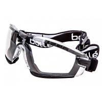 Тактические очки Bolle Cobra с оправой, ремешком и чехлом (COBFSPSI) ©