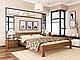 Кровать из дерева Рената ( из щита ), фото 3